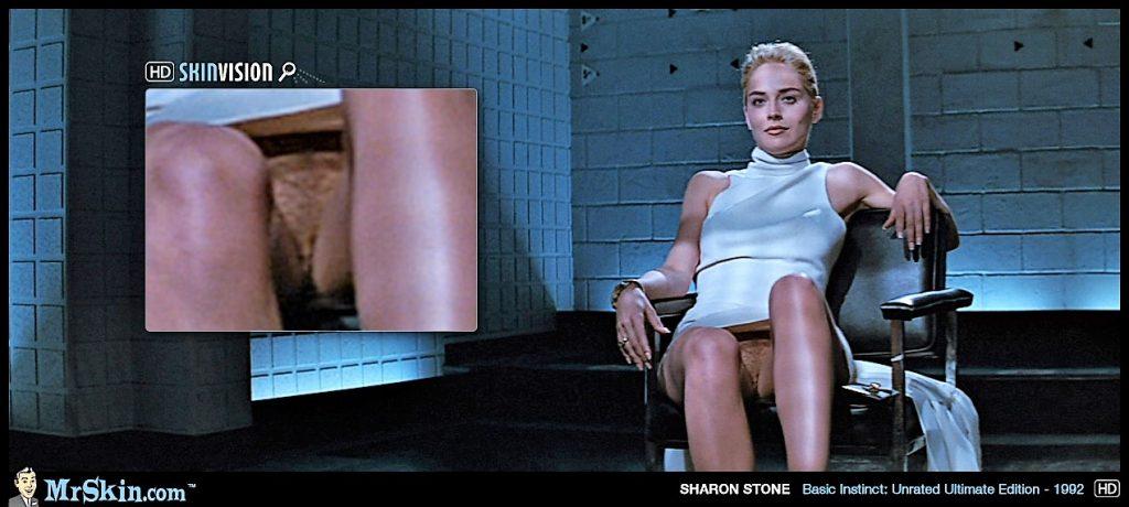 Sharon Stone Pussy Nude Basic Instinct