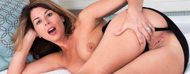hottest brown hair mature women
