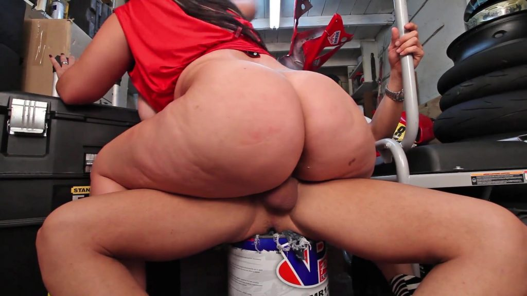 Angelina Castro Big Ass MILF Latina