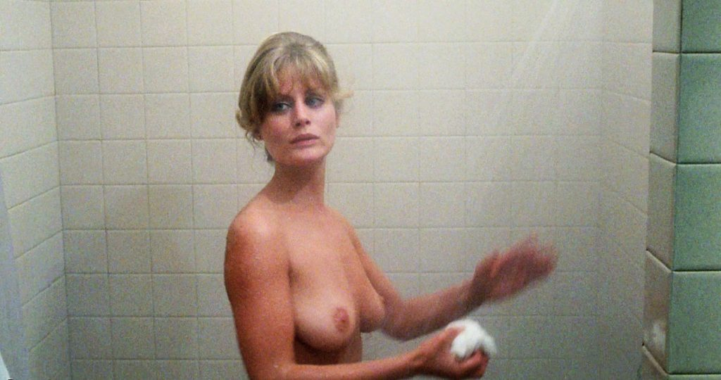 Bevely D'Angelo Nude Shower Scene